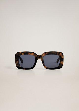 Tortoiseshell sunglasses - Women | Mango USA