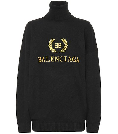 BB Mode turtleneck sweater