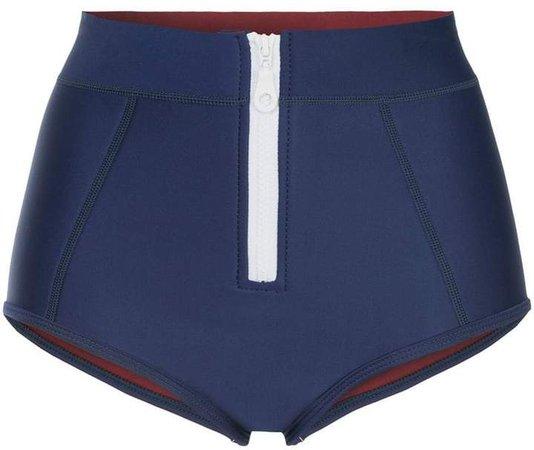 Duskii high waisted bikini bottoms