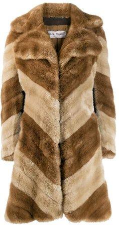 Pre-Owned '1990s faux fur coat