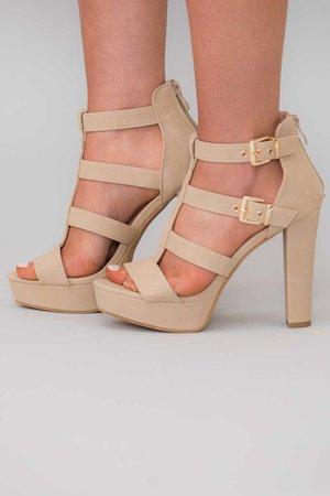 The Lauren Heels