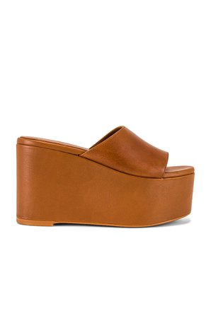 ALOHAS Chunk Sandal in Tan | REVOLVE