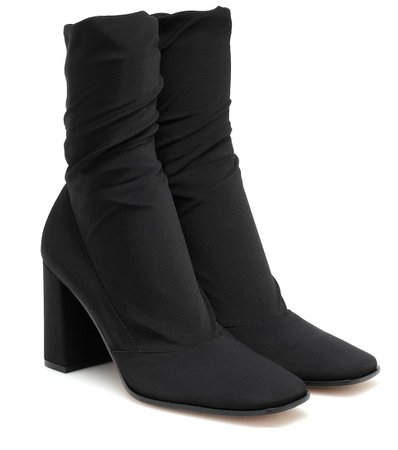Sock-Fit Ankle Boots | Gianvito Rossi - Mytheresa