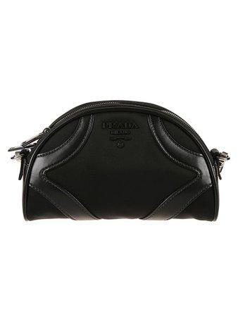 Prada Zip-around Shoulder Bag