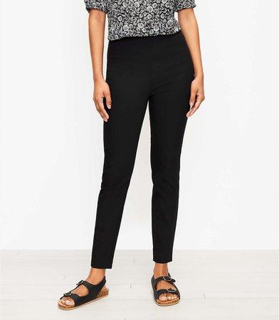 Petite Side Zip Skinny Pants | LOFT