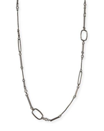 Kendra Scott Aithne Necklace w/ Crystals   Neiman Marcus