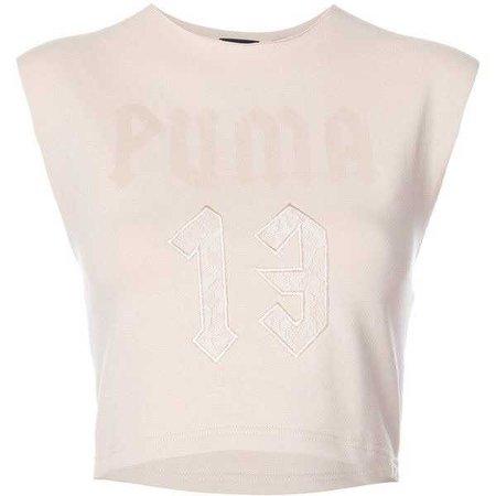 Fenty X Puma cropped logo tank ($86)