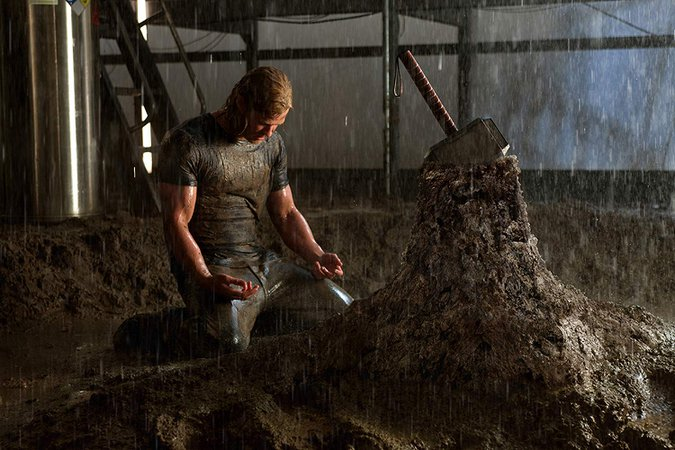 2011 - Thor - stills