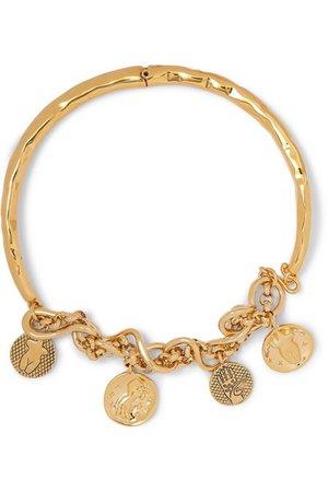 Chloé | Gold-tone necklace | NET-A-PORTER.COM