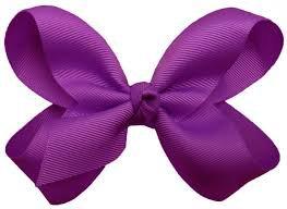 purple bow - Google Search