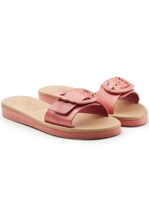 Aglaia Leather Sandals Gr. IT 36