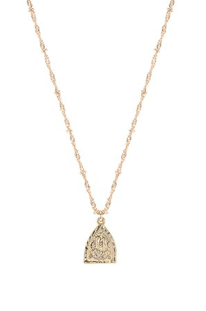 Madonna Reversible Necklace