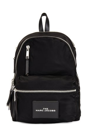 Marc Jacobs The Zip Backpack in Black   REVOLVE