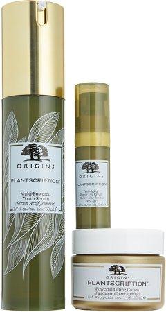 Plantscription(TM) Youth-Boosting Essentials Set
