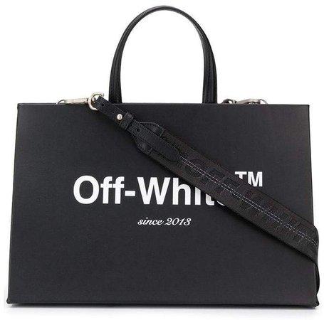 logo box bag