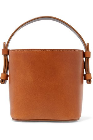 Nico Giani | Adenia mini leather bucket bag | NET-A-PORTER.COM
