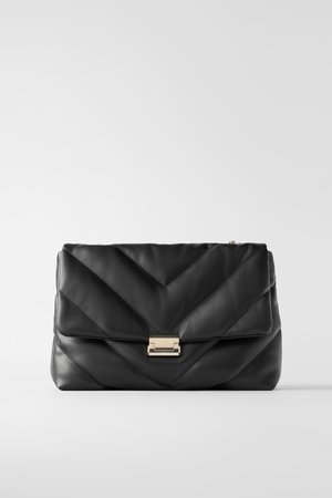 QUILTED MAXI CROSSBODY BAG - NEW IN-WOMAN | ZARA United States