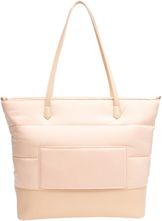 The Carry-All Quilted Tote