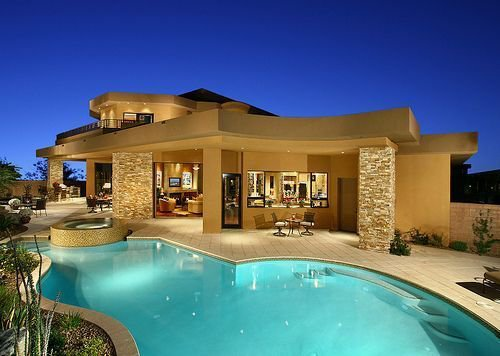 fancy houses pictures | luxury fancy big house rich house mansion big house | Fancy houses, Big modern houses, Mansions