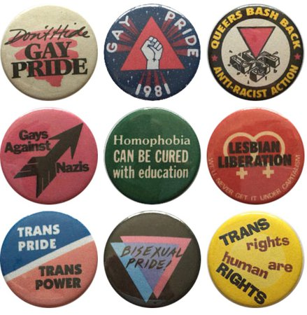 Queer Buttons!