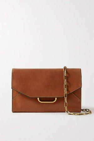 Kyloe Leather Shoulder Bag - Tan