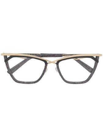 Cazal Printed Frames Glasses - Farfetch