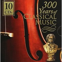 300 Years of Classical Music (CD)