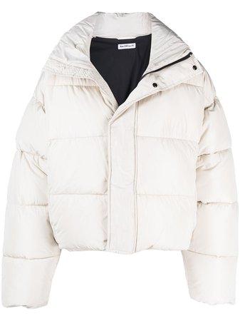 Balenciaga BB Padded Jacket - Farfetch