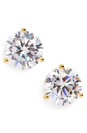 Nordstrom 6ct tw Cubic Zirconia Earrings | Nordstrom