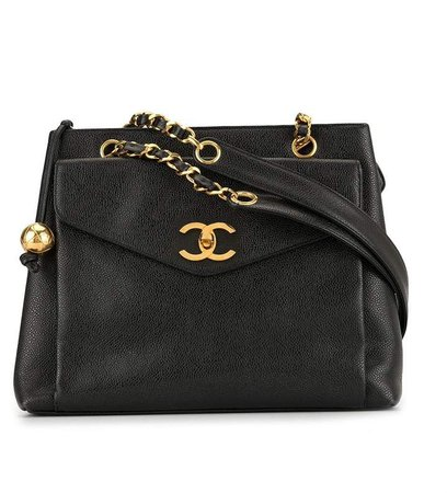 Pre-Owned CC Chain shoulder bag
