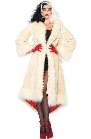 Cruella's Fur coat