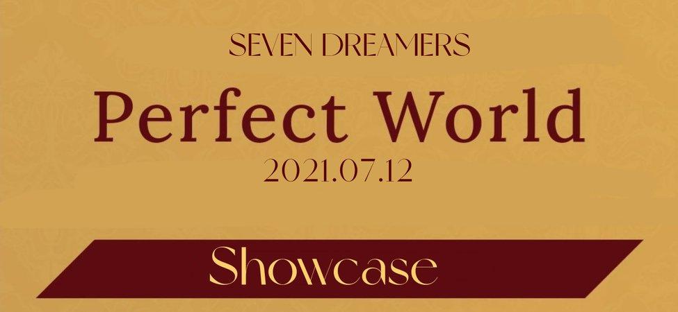 Seven Dreamers Japan Showcase