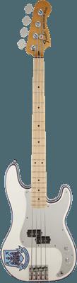 Fender Steve Harris Precision Bass®, Electric guitar Bass
