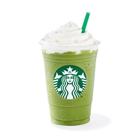 green starbucks drinks - Google Search