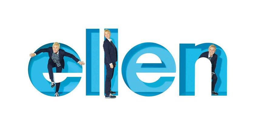 Ellen DeGeneres Logo