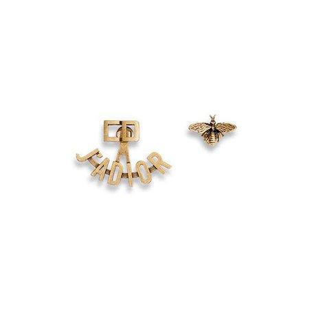 dior earring - Google Search