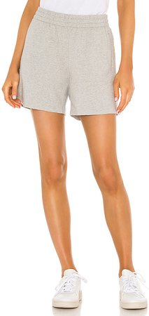 Side Stripe Boyfriend Sweatshort
