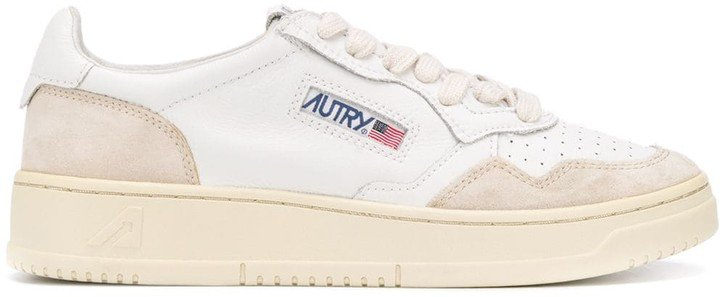 Autry Side Logo Sneakers