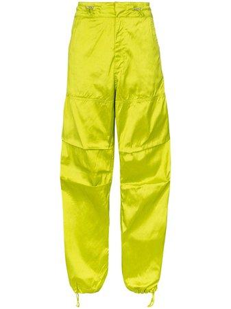 Marques'almeida Wide-Leg Cargo Trousers