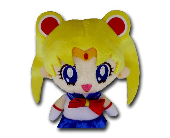 Sailor Moon: Moon Prism Power Keychain Plush – Japan Crate Store