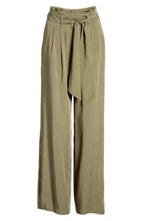 Chelsea28 Tie Waist Pants | Nordstrom