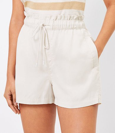 The Petite Pull On Short