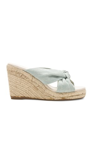 Knotted Wedge