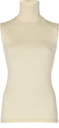 ALBUS LUMEN Sleeveless Turtleneck Ponte Top Size: 6