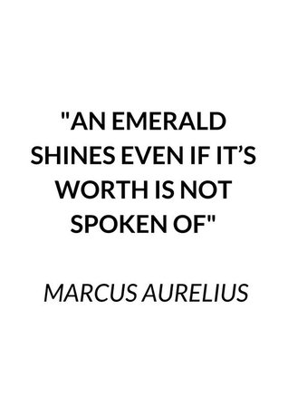 emerald quote - Google Search