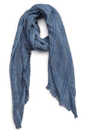 Treasure & Bond Pigment Dye Blanket Wrap | Nordstrom