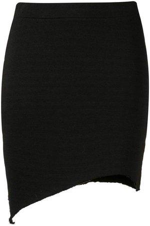 Thom Krom asymmetric hem skirt