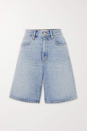 Slvrlake SLVRLAKE - London Denim Shorts - Light denim