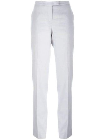 Pre-Owned straight leg trousers