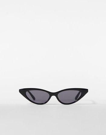 Cateye sunglasses - Accessories - Woman | Bershka